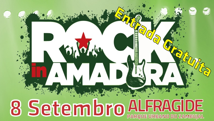 Rock In Amadora: Música, Desporto e Solidariedade